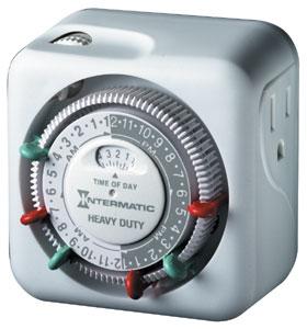 Home light timer