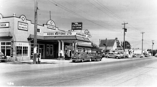 Aldergrove 1958 cira
